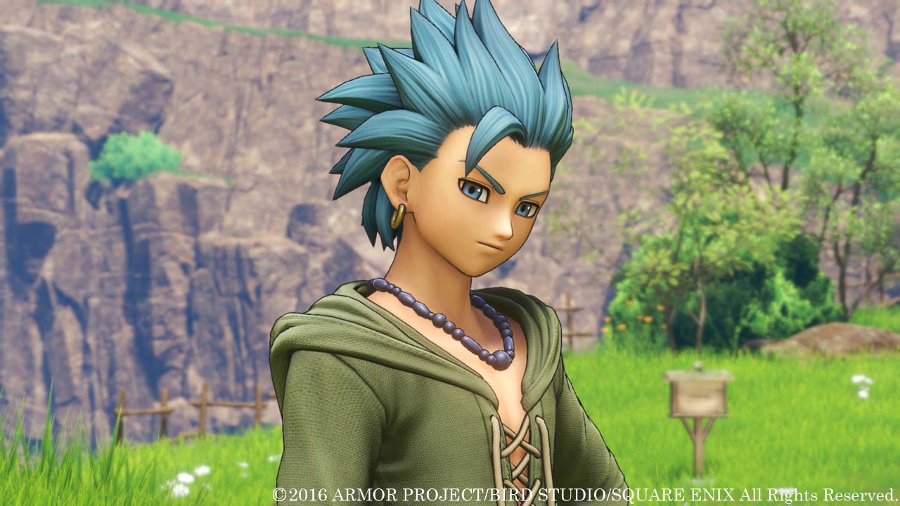New Dragon Quest XI Screenshots Debut, PS4 And 3DS Version Differences Shown