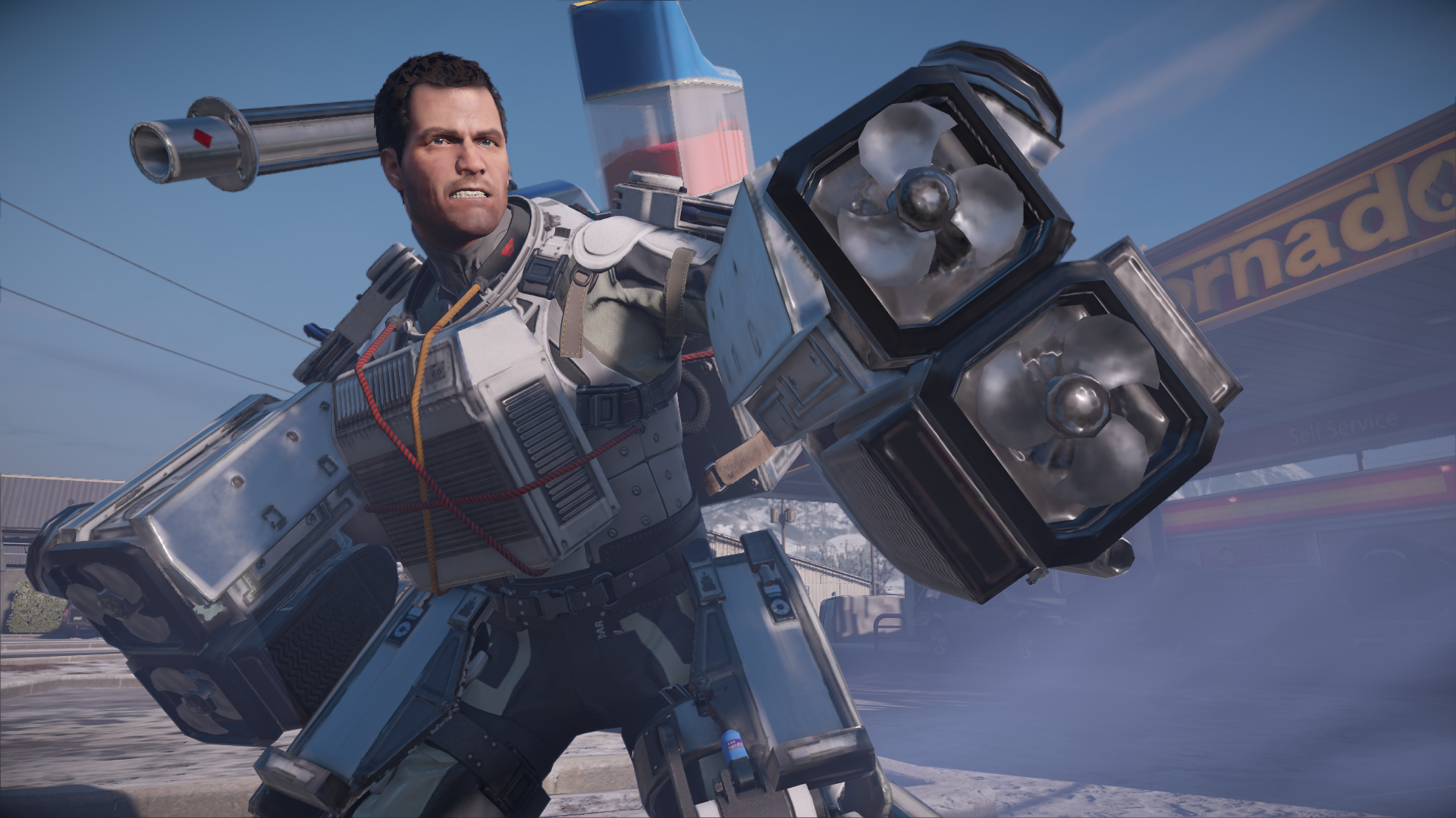 Dead Rising 4: Stocking Stuffer Holiday Pack Available Now On Xbox One; PC In Early 2017