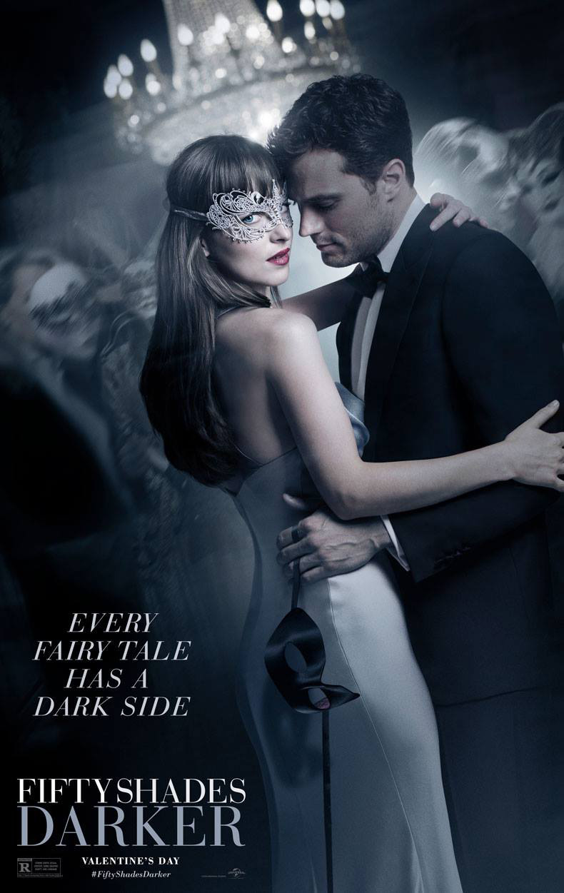 Every Fairy Tale Has A Dark Side: Watch Sizzling New Trailer For Fifty Shades Darker