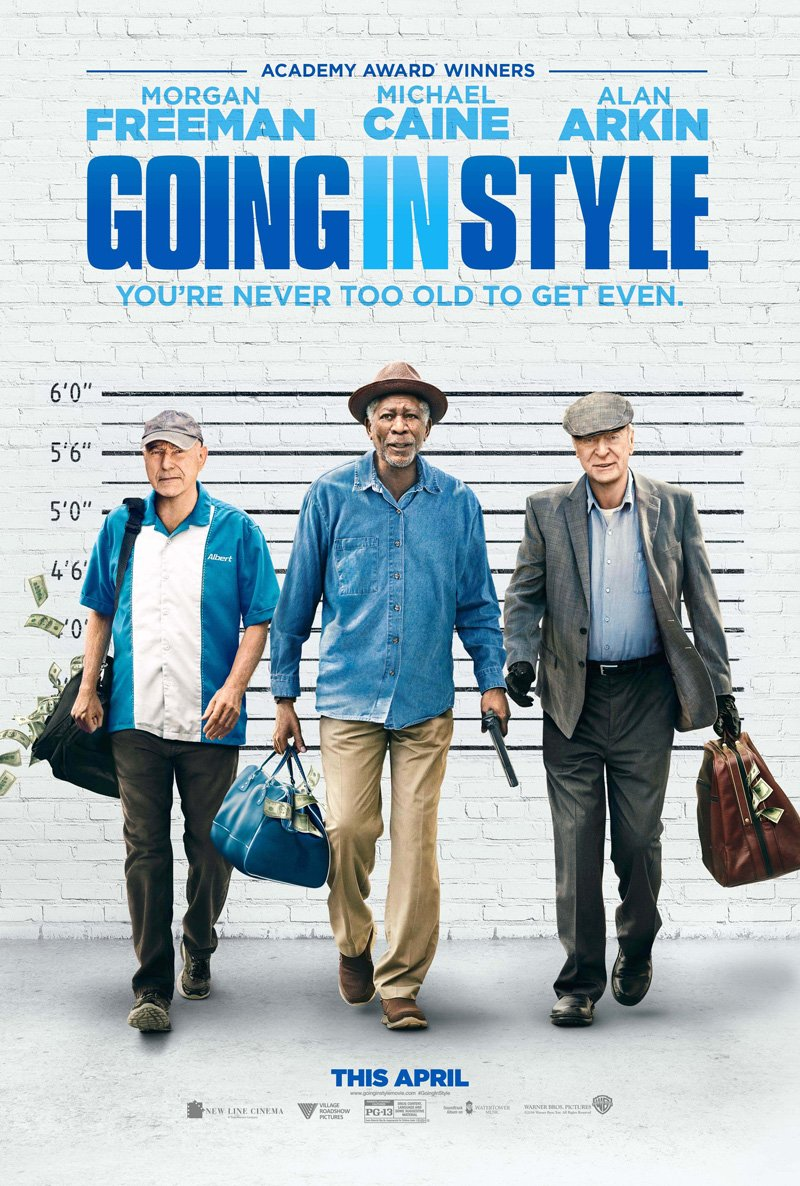 Going In Style Trailer: You're Never Too Old To Get Even