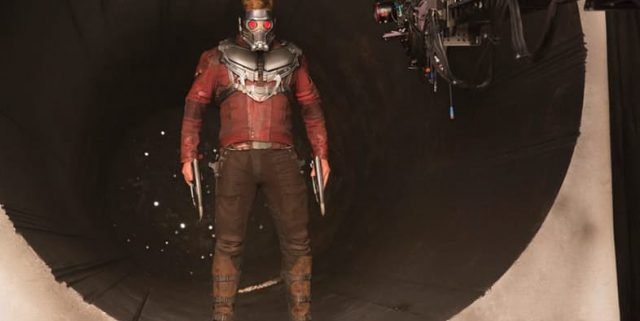 Guardians-of-the-Galaxy-2-BTS-Set-Photo-Star-Lord-with-Mask-Chris-Pratt
