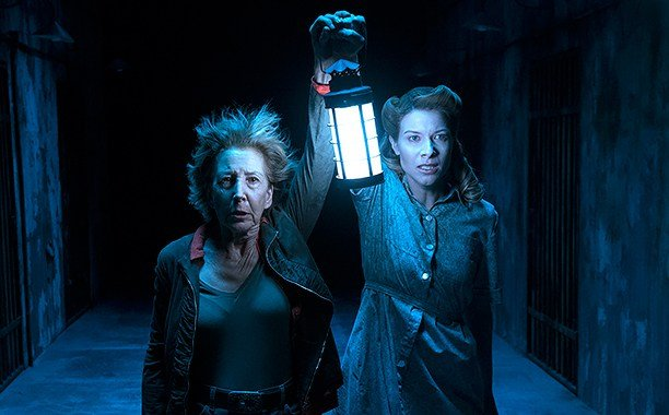 Creepy First Look At Insidious: Chapter 4 Emerges From The Netherworld
