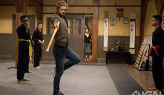 Official Iron Fist Photos Spotlight A Hero In The Making