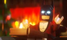 The Caped Crusader Has A Holiday Message In New The LEGO Batman Movie Promo
