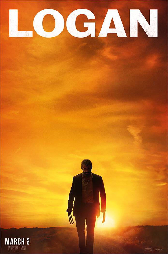 Wolverine Cuts A Lonely Figure In New, Sun-Kissed Poster For Logan