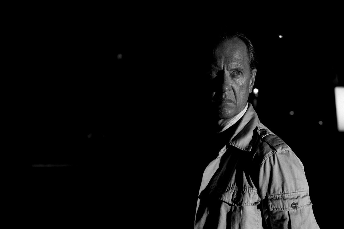 Latest Pic For Logan Appears To Confirm Identity Of Richard E. Grant's Big Bad
