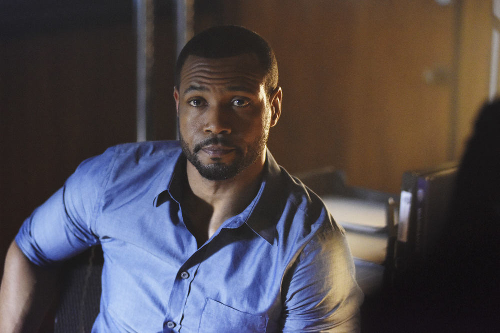 Isaiah Mustafa Lobbys For Role In Luke Cage Season 2