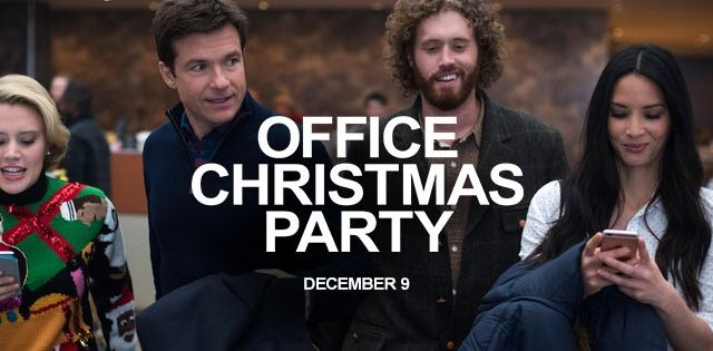 Watch Office Christmas Party.Office Christmas Party Review