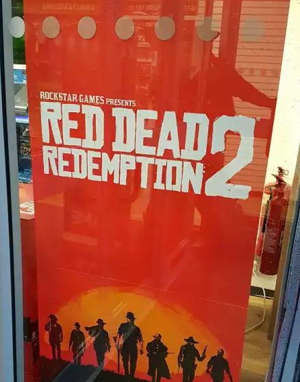 Rockstar's Marketing Push For Red Dead Redemption 2 Has Begun