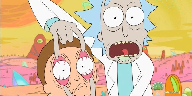 'Rick and Morty' Season 4 will Premiere in November on Adult Swim