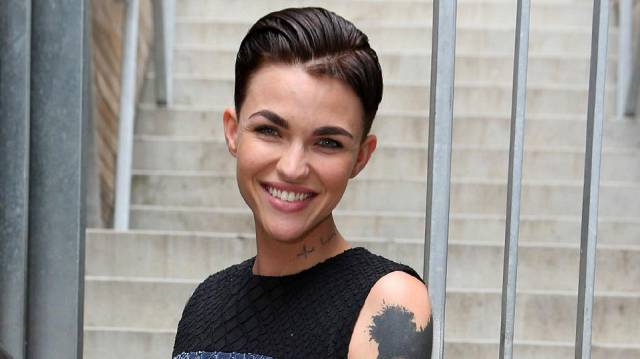 Ruby Rose Climbs Aboard Pitch Perfect 3