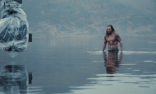 Jason Momoa's Aquaman Surfaces From The Deep In Latest Set Photos For Justice League