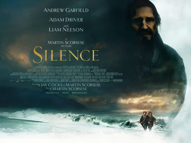 International Trailer For Silence Marches Online, Martin Scorsese Talks Future Projects