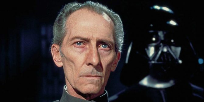 Lucasfilm Had Backup Plans If The CGI Grand Moff Tarkin In Rogue One Didn't Work