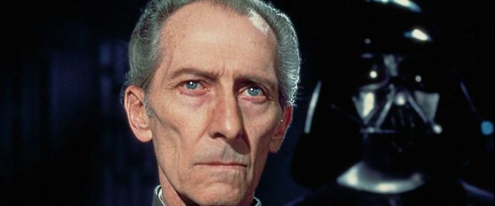 Grand Moff Tarkin Actor Won't Be Involved In Rogue One Prequel Series