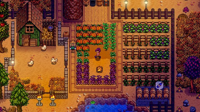 Stardew Valley Uproots For PS4 And Xbox One Next Week