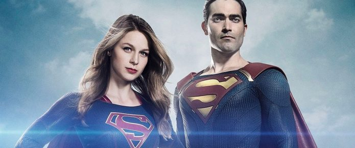 Supergirl, Superman And Lois Unite In Arrowverse Crossover Pic