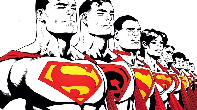 10 Alternate Versions Of Superman You Need To Know About