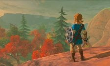 Development On The Legend Of Zelda: Breath Of The Wild Finally Comes To A Close