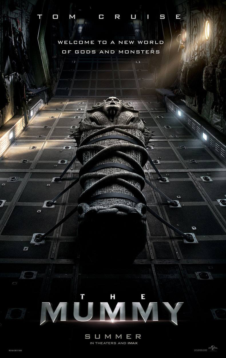 Tom Cruise Brings The Mummy To Life In New Trailer For Universal's Reboot