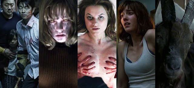 Horror Off The Rails: WTGC's Top 13 Horror Films Of 2016 (And More!)