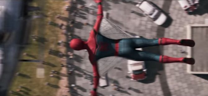 Spider-Man: Homecoming webwings