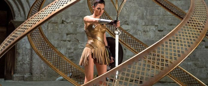 Watch Another Tantalizing 15 Seconds From Tomorrow's Wonder Woman Trailer