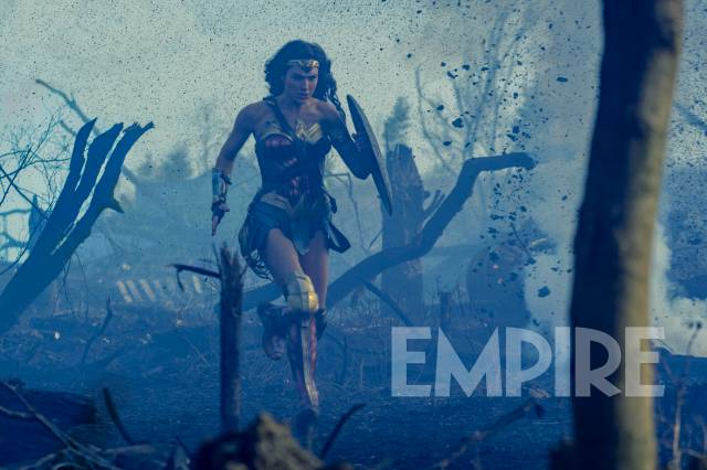 Gal Gadot's Wonder Woman Is Fandango's Most Anticipated Comic Book Character Of 2017, New Pic Storms Online