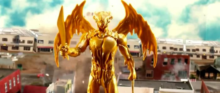 Get Your First Glimpse At Goldar In Power Rangers