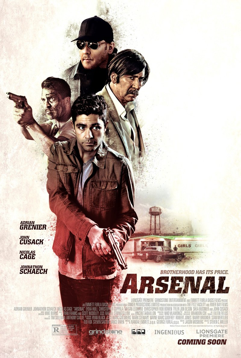 Family Comes First In New Trailer For Mob Drama Arsenal