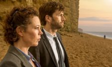 David Tennant Says Broadchurch Co-Star Olivia Colman Is Not The Next Doctor Who