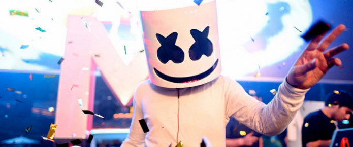 "Marshmello Drops New Music Video For 2015 Song ""Summer"""