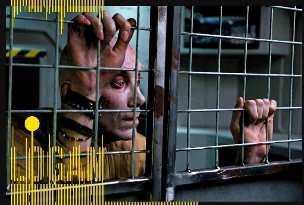 New Logan Image Features A Caged Caliban