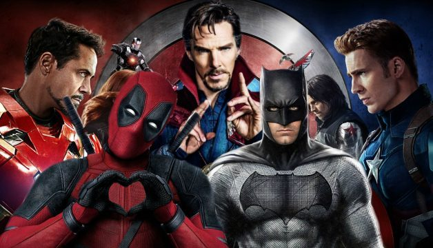 The Film And TV Shows That Helped Define The Superhero Genre In 2016