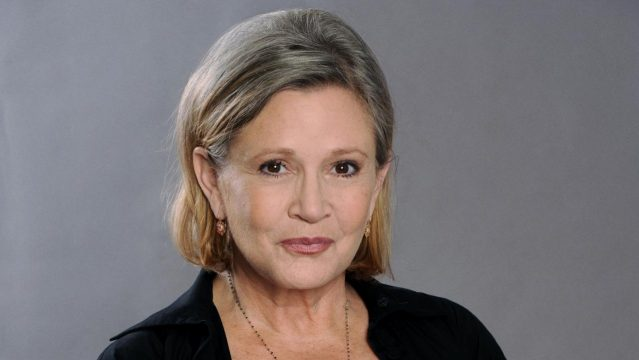 Carrie Fisher Will Appear In Two Future Episodes Of Family Guy
