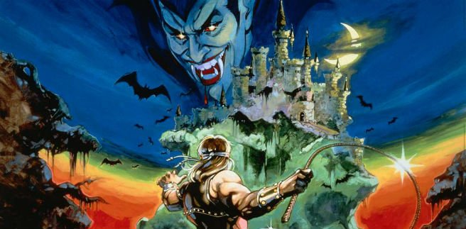 A Castlevania TV Show Is Headed To Netflix