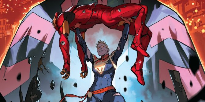 "Marvel's Axel Alonso Says We ""Accomplished What We Wanted"" With Civil War II"