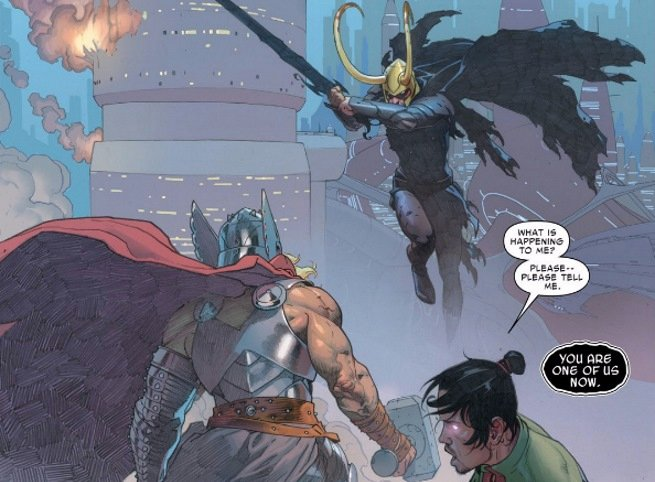The Signs Are Pointing To Thor Returning As The God Of Thunder In The Marvel Universe