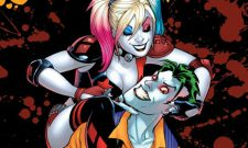 In Gotham City Garage, It's The Joker Who Follows Harley Quinn's Lead