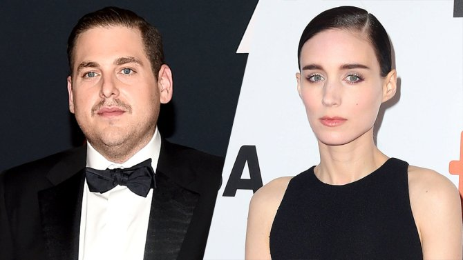 Jonah Hill And Rooney Mara Circling Don't Worry, He Won't Get Far On Foot