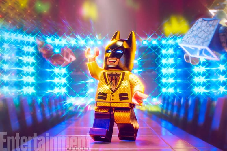 Bruce Wayne Gets Fancy In New Photo From The LEGO Batman Movie