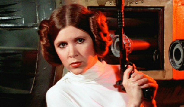 Star Wars Actress Carrie Fisher Suffers Heart Attack On Transatlantic Flight