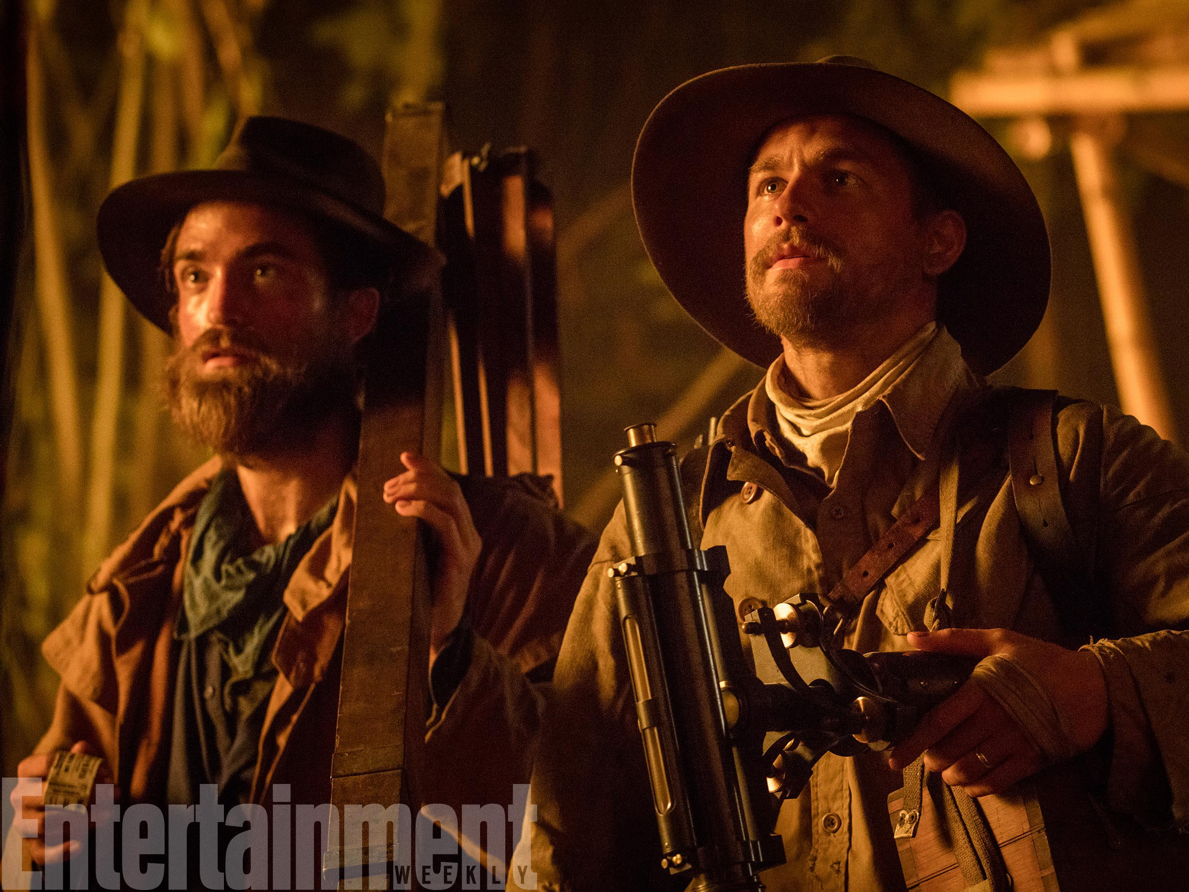 Charlie Hunnam Locates The Lost City Of Z In New Trailer And Pics For James Gray's Adventure Movie