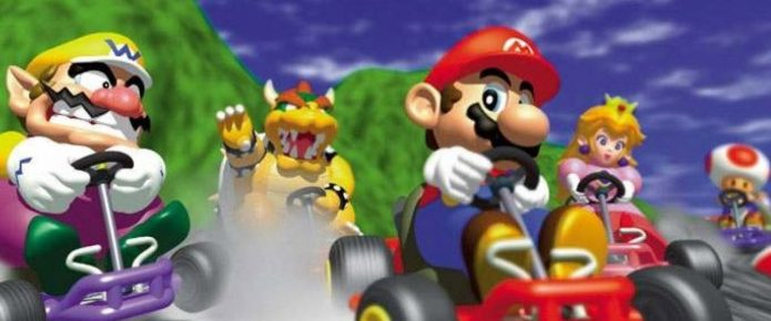 Mario Kart 64 Heading To Wii U Virtual Console Tomorrow