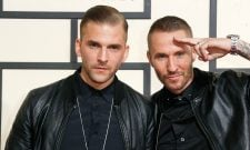 "Galantis Unveil ""Pillow Fight"" During Live Performance"