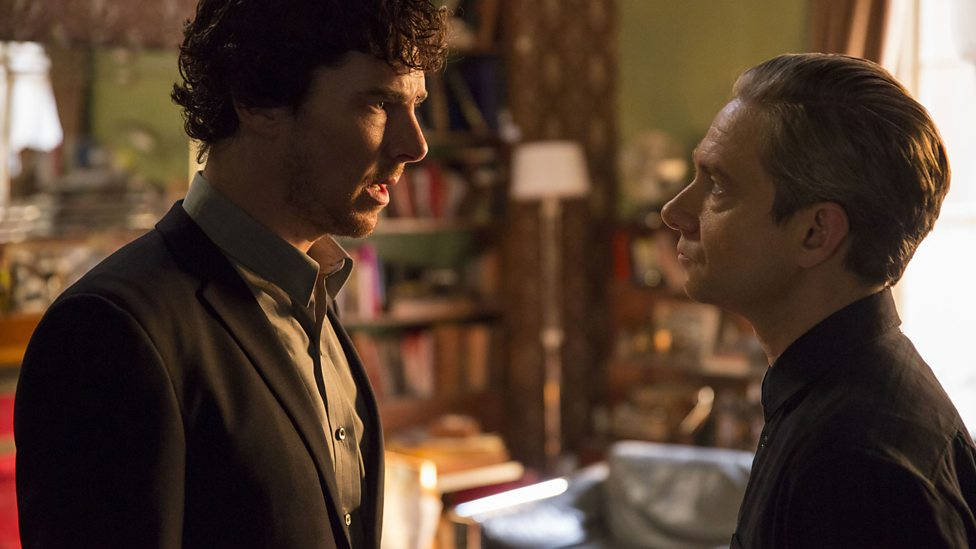 Sherlock Star Addresses If The Show Will Ever Return
