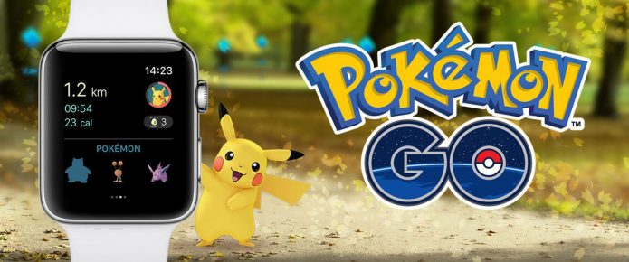 Pokémon Go Is Now Available On Apple Watch