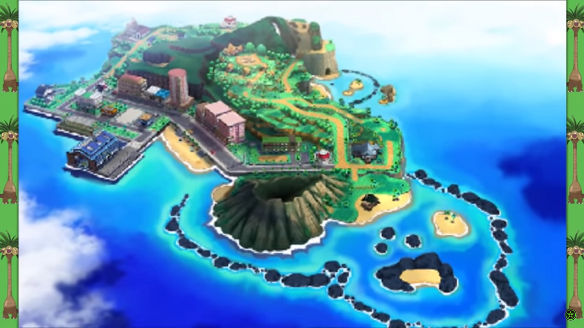Pokémon Sun And Moon's Next Global Mission To Utilize Island