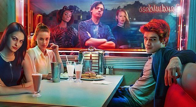Riverdale Ongoing Series Resolicited For April
