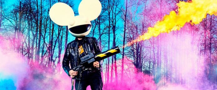 Deadmau5 Drops His First BBC Radio 1 Residency Mix